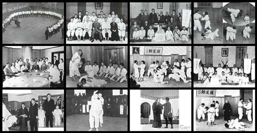 Боевые искусства японии / дзюдзюцу и дзюдо / основные принципы дзюдо