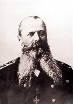 Вице-адмирал С. О. Макаров