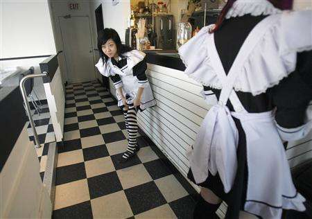 Японская мода, стиль, тату / Мода Японии - тенденции / Новинки обуви