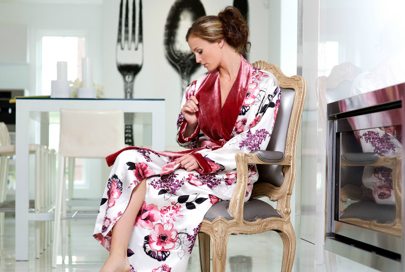 Одежда для дома — предмет повышенного внимания