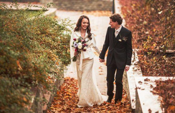 Краски осенней свадьбы